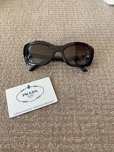 Prada Women's Tortoiseshell Sunglasses
