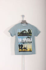TU Polyester Crew Neck T-Shirts & Tops (2-16 Years) for Boys