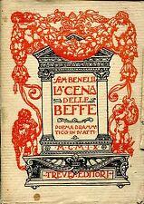Sem Benelli = LA CENA DELLE BEFFE Ed. 1910