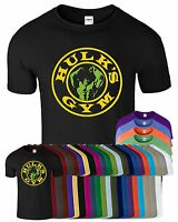 Incredible Hulk Gym Mens T Shirt Bodybuilding Workout MMA Fitness Top T-Shirt