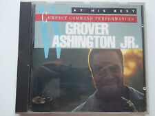 GROOVER WASHINGTON JR # At His Best # VG+ (CD)