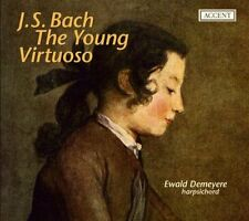 Demeyere - Bach The Young Virtuoso [CD]