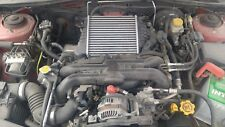 SUBARU LEGACY OUTBACK 2.5L TURBO ENGINE VIN 6 2005 2006 AT
