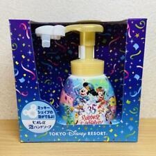 Tokyo Disney Resort  35th Anniversary Kao Biore  Mickey Shape's Hand Soap