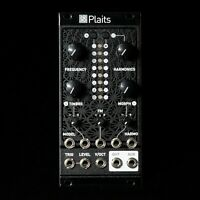 Mutable Instruments Plaits Eurorack Synth Oscillator Clone Module (Black Magpie)