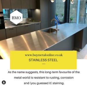 Stainless Steel Cooker Splashback For Kitchen Hob Back Plate