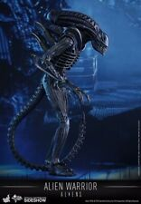 HOT TOYS ~ALIENS Movie ~ALIEN WARRIOR 1/6 Scale FIGURE~  SIDESHOW SEALED MIB AVP