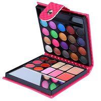 32 Colours Eyeshadow Eye Shadow Palette Makeup Kit Set Make Up Box with Mirror