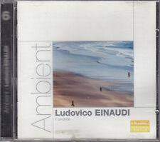 LUDOVICO EINAUDI - ambient CD