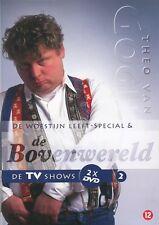 Theo Van Gogh : De Bovenwereld & De Woestijn Leeft Special (2 DVD)