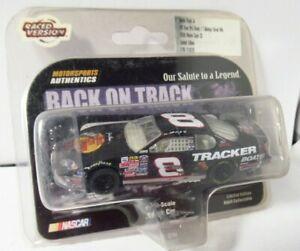 Back On Track Raced Version 2006 Monte Carlo Martin Truex Jr Earnhardt Bass Pro