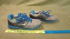 Nike LunarGlide + 2 Men's Running Shoes Size 9 Gray 407648-010; used sneakers