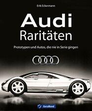Eckermann Audi Raritäten Prototypen Autos die nie in Serie gingen