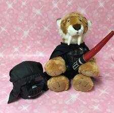 Build A Bear Darth Vader Outfit Saber Tooth Tiger Plush