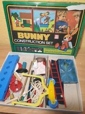 VEB biggi Waltershausen  ,  DDR , bunny construction set