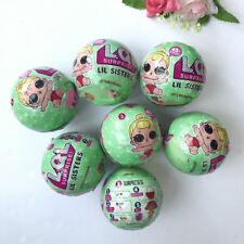 9x LOL Surprise Doll 7 Layers Of Surprise Inside Series 2 Ball 2017 New Toys