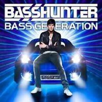 "BASSHUNTER ""BASS GENERATION"" CD 15 TRACKS NEU"