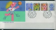 Australia 1990 Community Health Apm22030 First Day Cover