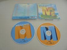 2 CD Megahits Sommer 2012 43.Tracks Avicii Toten Hosen Rihanna Alex Clare ...