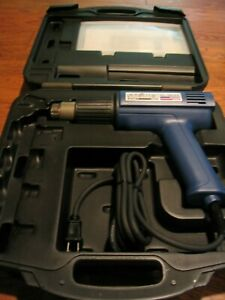 STEINEL HL1802E Variable Temperature Heat Gun Type 3451 120v 1500w 120-1100 Deg