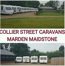 2,4,5,6 BERTH CARAVANS FIXED BEDS & TWINAXLES  sale now on !