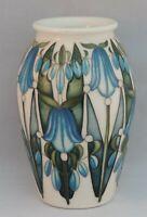 Moorcroft Dingle Dell Vase - Signed by designer Emma Bossons and limited edit...