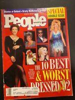 People Weekly Princess Diana Ivana Trump October 26, 1992