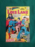 Lois Lane - Very Fine/Near Mint (9.0) Off-White Pages! Beautiful Bright Book!!