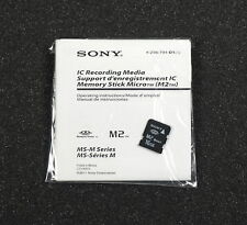 Sony MSM16/TQ - M2 16GB [Mark2]  Memory Card - Genuine - PSP Go / Sony Ericsson