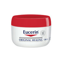 4 Pack - Eucerin Original Healing Soothing Repair Creme, 4oz Each