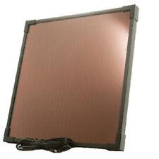 12.5 x 12.5 x 1 Inch 12 Volt - 6 Watt Amorphous Solar Panel for Boats