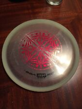 ** Brand New DGA Reef Sparkle SP Line Metal Flake 170g Clear Disc Golf**