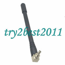 Antenna 3GHZ 3G 2dBi CRC9 plug pin 90° for Huawei ZTE Modem Mobile Dongles