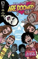 Bill & Ted are Doomed #1 (of 4) Cover A Comic Book 2020 - Dark Horse