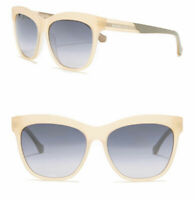 NEW Authentic Balenciaga BA0067 Oversized 59mm Sunglasses/Light Brown