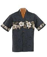 Big and Tall New Hibiscus Hawaiian Aloha Shirt