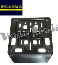 7034 PORTATARGA IN PLASTICA 180X180 VESPA 125 250 300 BEVERLY VESPA GTS LIBERTY