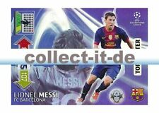 Panini Adrenalyn XL Champions League 12/13 - 346 - Lionel Messi - Top Master