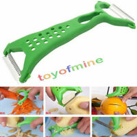Stainless Steel Vegetable Fruit Peeler Parer Julienne Cutter Slicer Kitchen Tool