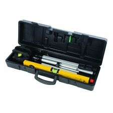 Silverline Laser Level Kit 30m Range Sl01