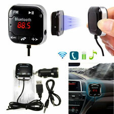 Bluetooth Car Charger Wireless LCD MP3 Player FM Transmitter Radio USB Magnet VG