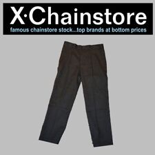 X Chain Store New School Trousers 4 to 5 Years Dark Grey Top Quality