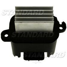 HVAC Blower Motor Resistor Front Standard RU-703