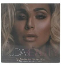 Huda Beauty 3D Highlighter Palette Pink Sands New in Package