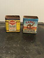 Vintage Rubber Patch Fix Advertisements