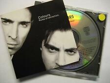 "COLOURS ""RULES OF ATTRACTION"" - CD"