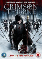 Cremisi Throne DVD Nuovo DVD (PBDVD151)
