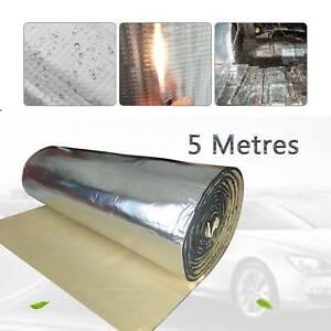 Camper Van Insulation Foam Sound proof floor roof vw t 1 2 5 6 Deadening 7mm car
