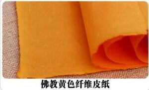 10pcs Chinese Fiber Xuan Rice Paper Calligraphy Painting Handmade Yunlong Paper