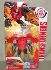 AUTOBOT TWINFERNO Transformers Warrior RID Robots in Disguise Combiner Force